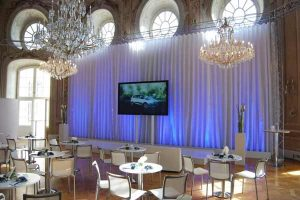 Ovaler Saal Presentation Conference Center Laxenburg