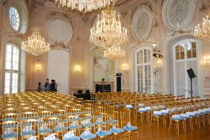 Ovaler Saal Theater Conference Center Laxenburg