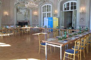 Ovaler Saal Conference Center Laxenburg