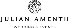 Logo Julian Amenth Weddingplanner