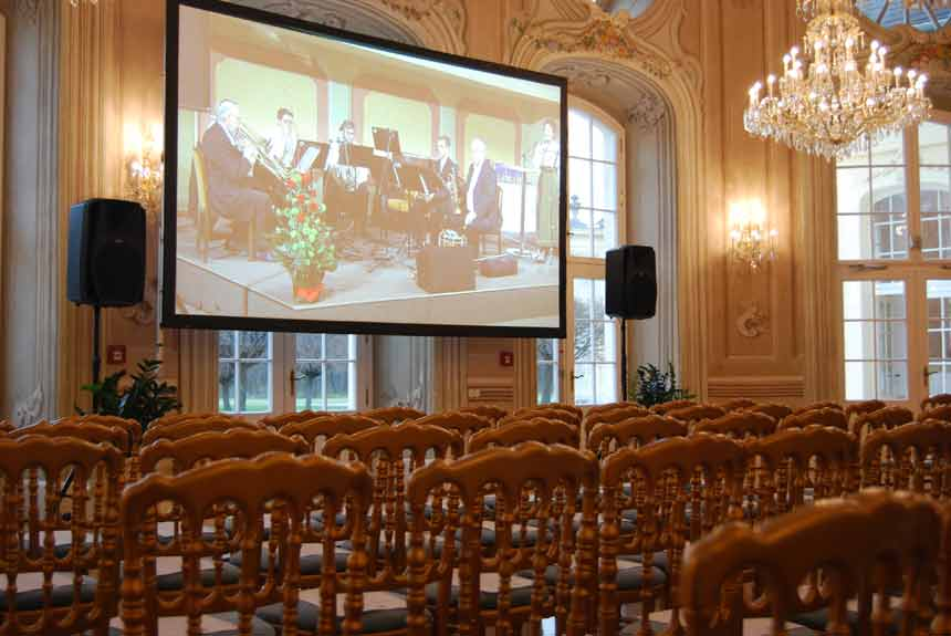 Technical Equipment Conference Center Laxenburg
