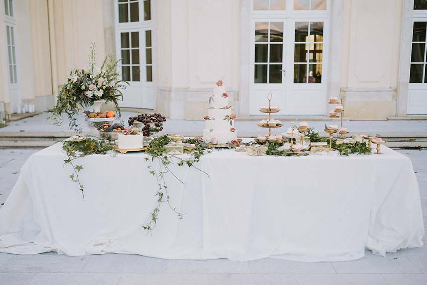 Wedding Table Conference Center Laxenburg