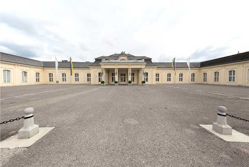 Parking Conference Center Laxenburg