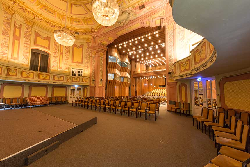 Theatersaal Stage Conference Center Laxenburg