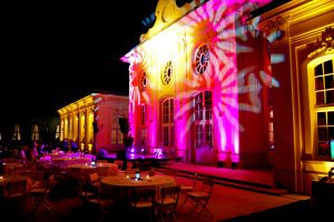 Garden Ambience Light Conference Center Laxenburg