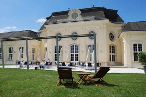 Garden Lounge Conference Center Laxenburg