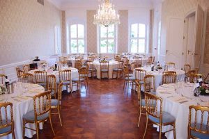 Marschallzimmer 1 Gala Dinner Conference Center Laxenburg