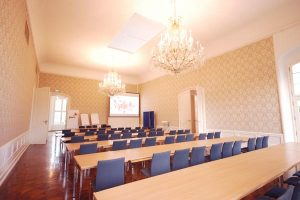 Marschallzimmer 2 Classroom Conference Center Laxenburg