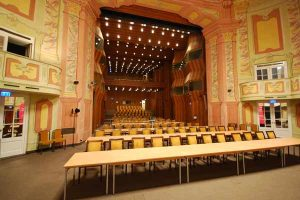 Theatersaal Parlament Conference Center Laxenburg